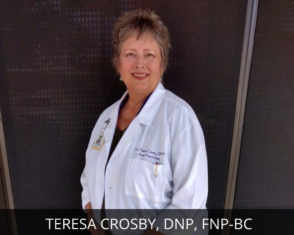 Teresa Crosby, DNP, FNP-BC