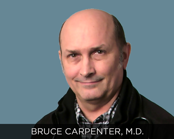 Bruce Carpenter, M.D.
