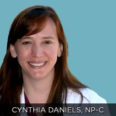 Cynthia Daniels, NP-C