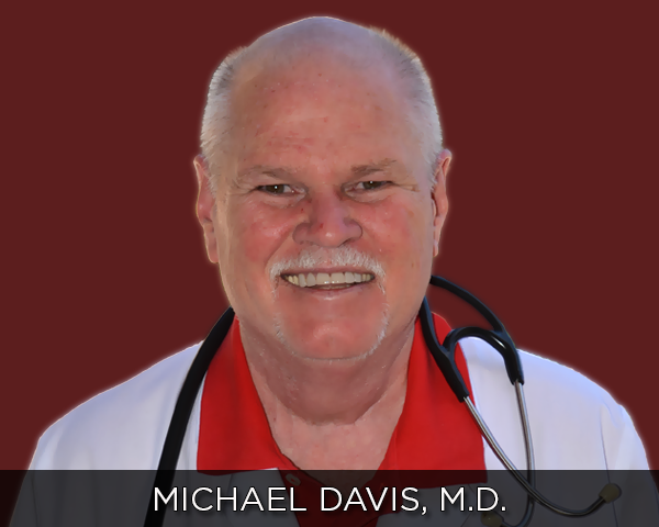 Michael Davis, M.D.