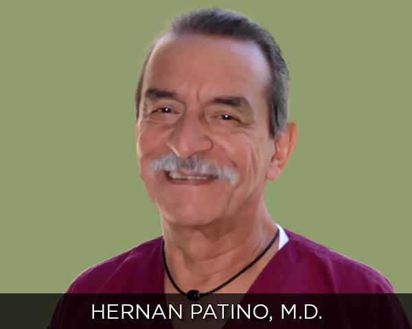 Hernan Patino, M.D.