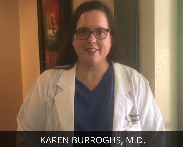 Karen Burroughs, MD