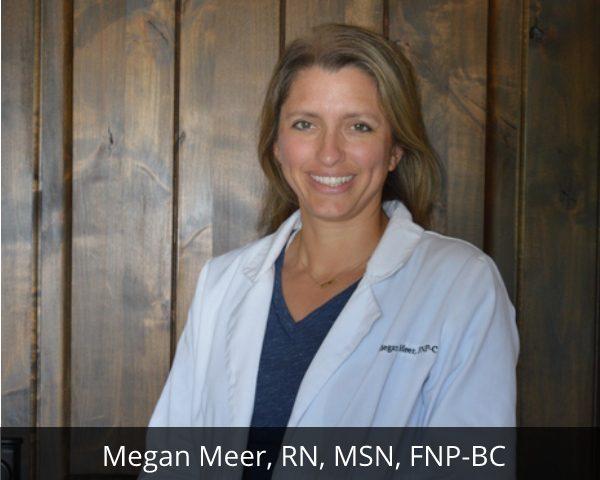 Megan Meer, RN, MSN, FNP-BC